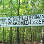 Κόβουν 4.100 στρέμματα δάσους στη Χαλκιδική!