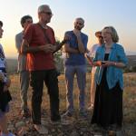 Στην Θράκη για τον χρυσό η επικεφαλής των Πράσινων του Καναδά, Elizabeth May